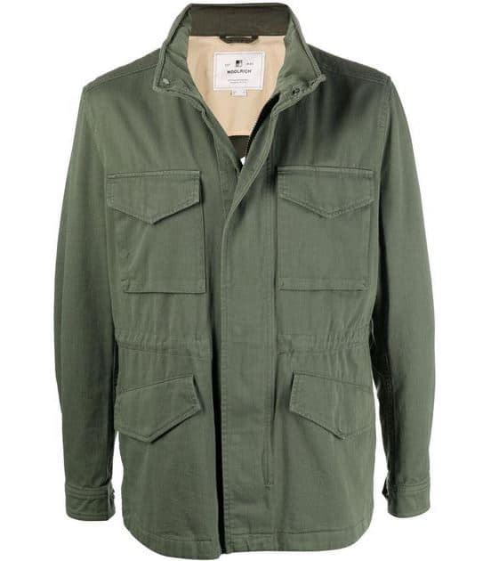 Woolrich Field Cotton Jacket