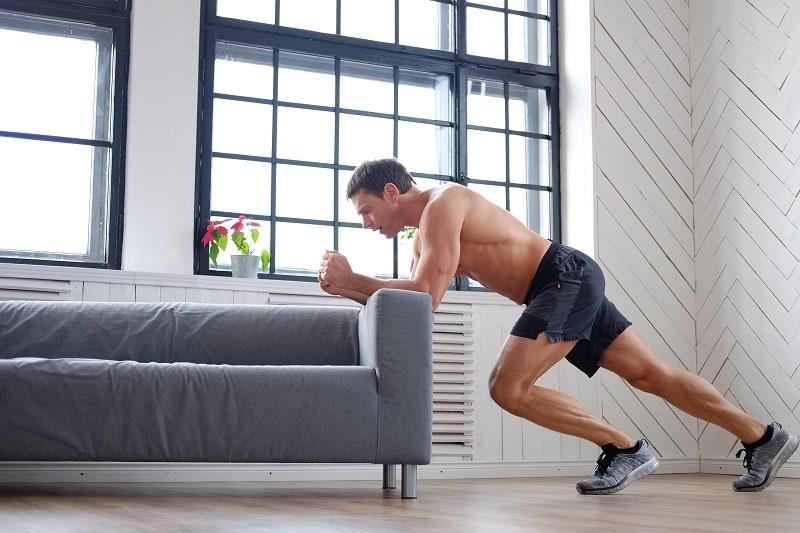 Trainingsplan, um dich in Form zu bringen