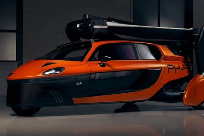 World's First Street-Legal Flying Car – The PAL-V Liberty