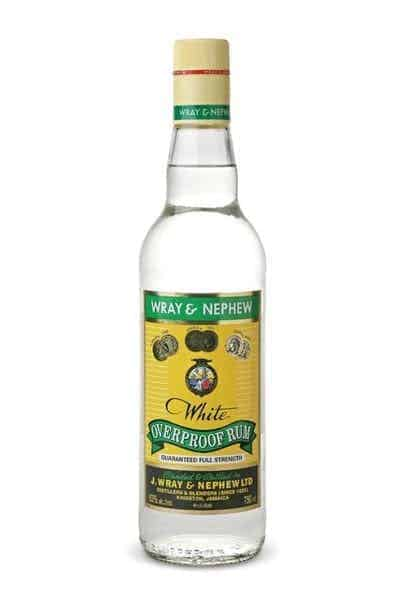 Wray and Nephew Overproof weißer Rum