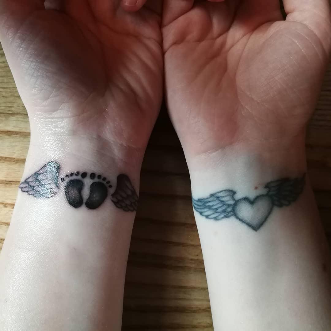 Wrist Miscarriage Tattoos -kirsty_et_john