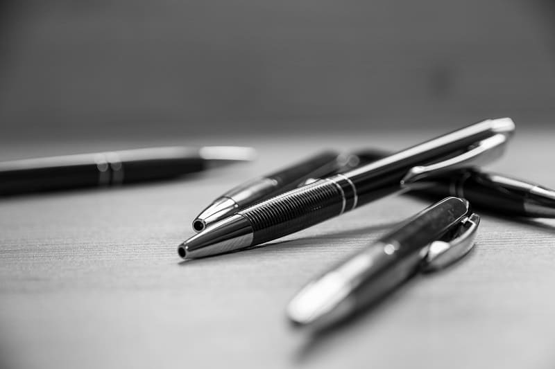 Write It Down With Top 13 Best Pens for Men