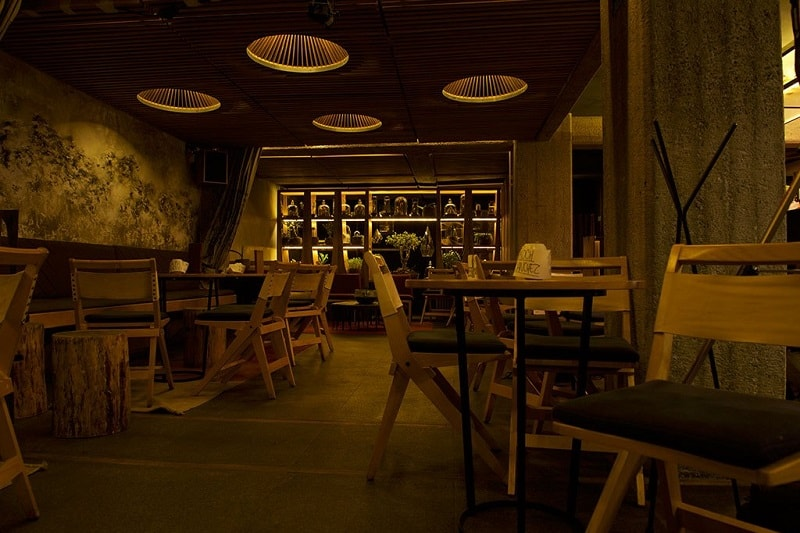 Xaman Bar to Scope Out in Mexico City