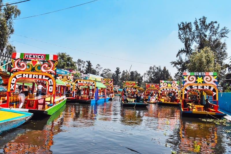 Xochimilco-Cruise