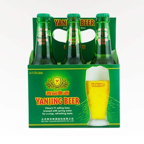 Yanjing-Beer