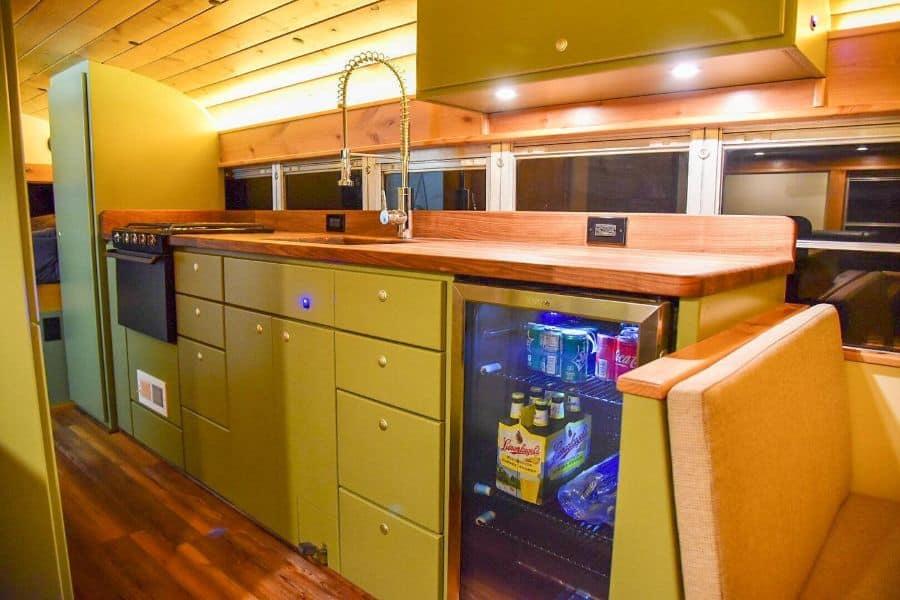 Yellow Kitchen Cabinet Color Ideas yetibusbuilds
