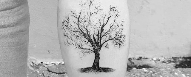 Top 50 Best Yggdrasil Tattoo Ideas [2020 Inspiration Guide]