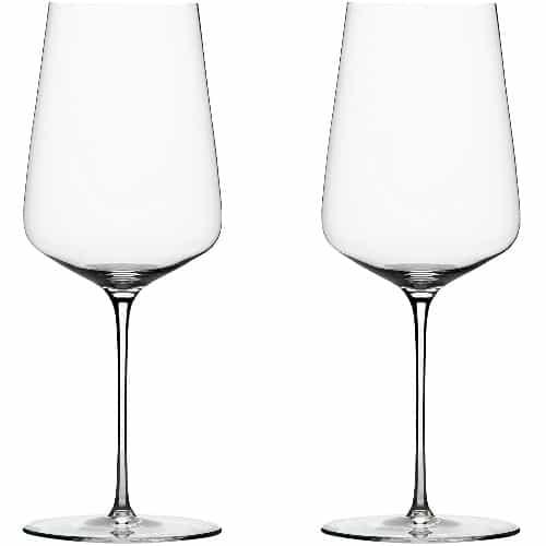 Zalto Denk'Art Universal Hand-Blown Crystal Wine Glasses