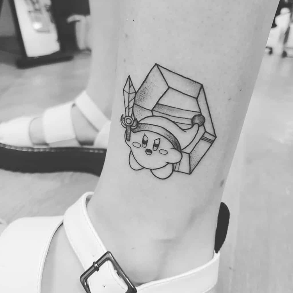 Zelda Kirby Tattoos Faith.tattooshop
