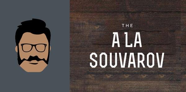 A La Souvarov Beard Styles
