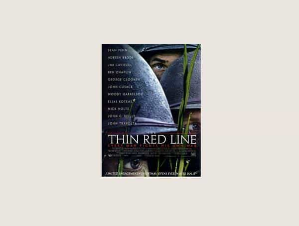 A Thin Red Line Best War Movies For Men
