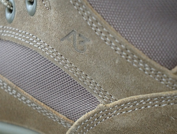 A3 Detail On Side Of Od 30 Combat Boot For Men