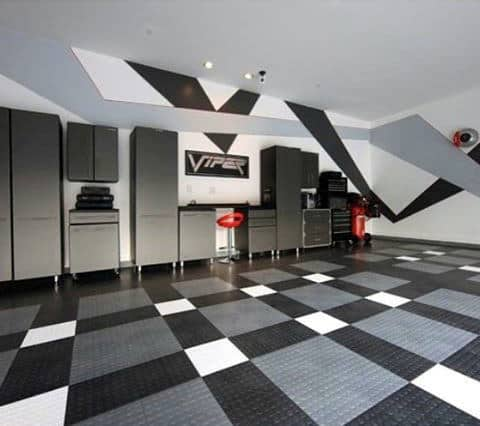 50 Garage Paint Ideas For Men - Masculine Wall Colors And ... on Garage Colors  id=72653