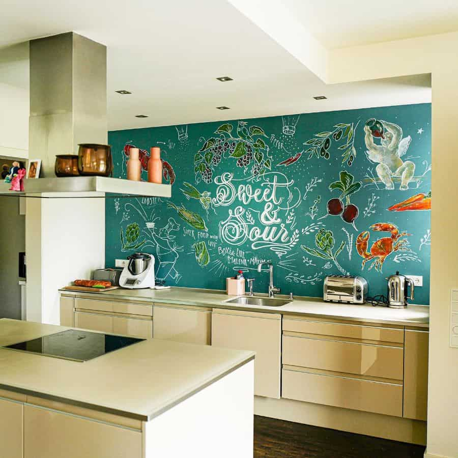 The Top 100 Best Kitchen Paint Colors Interior Home And Design