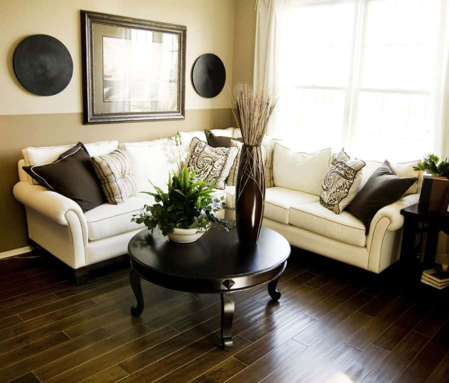 Accent Wall Living Room Paint Ideas 7