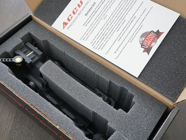 Accu Tac Br 4 G2 Bipod In Box
