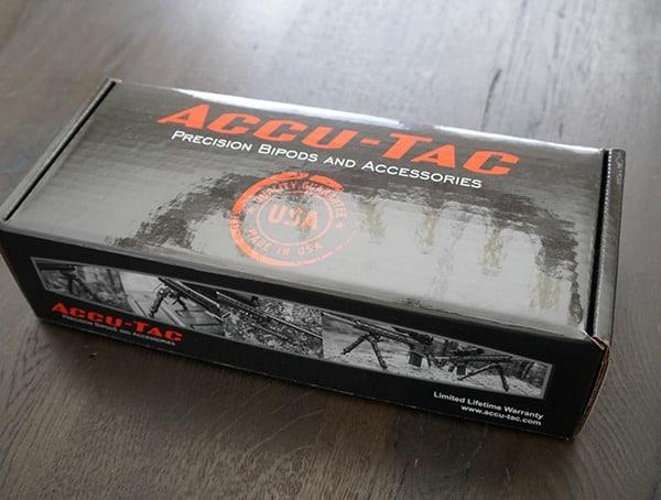 Accu Tac Br 4 G2 Bipod Package