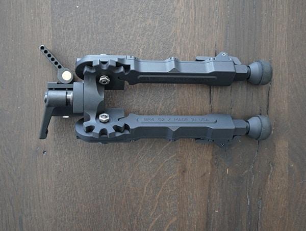 Accu Tac Br 4 G2 Bipod Rear View