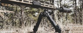 Accu-Tac BR-4 G2 Bipod, G2 Spikes and Claws Review – Support and Stability