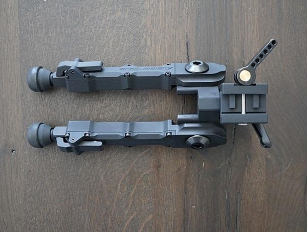 Accu Tac Br 4 G2 Bipod Top View