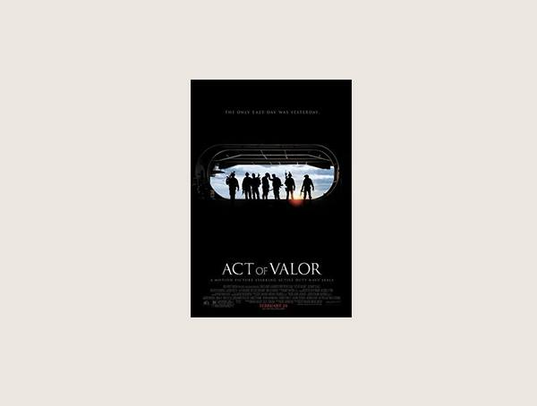 Act Of Valor Best Military Movies Ever