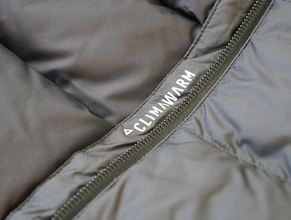 Adidas Climarwarm Detail On Inner Zipper Jacket
