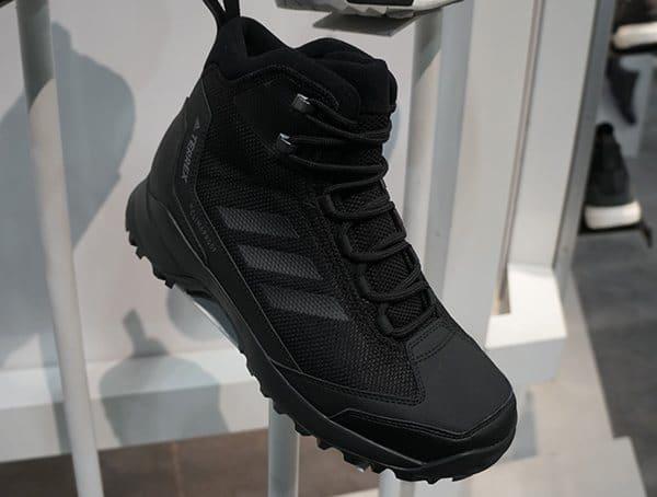 Adidas Terrex Mens Black Winter Rugged Boots