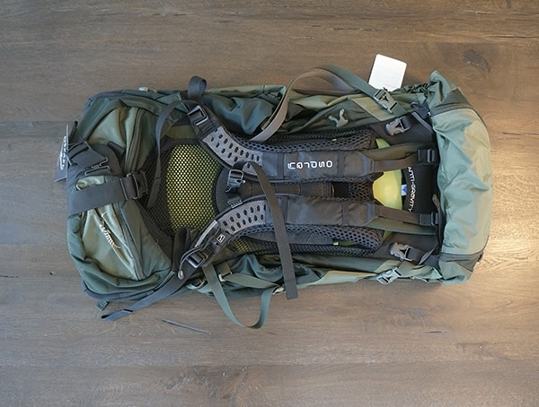 f59922ea38 Adirondack Green Osprey Aether Ag 85 Review - Technical Backpacking Pack