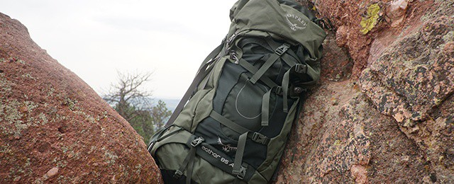 Adirondack Green Osprey Aether Ag 85 Review – Technical Backpacking Pack