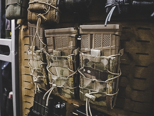 Adjustable Magazine Molle Pouches
