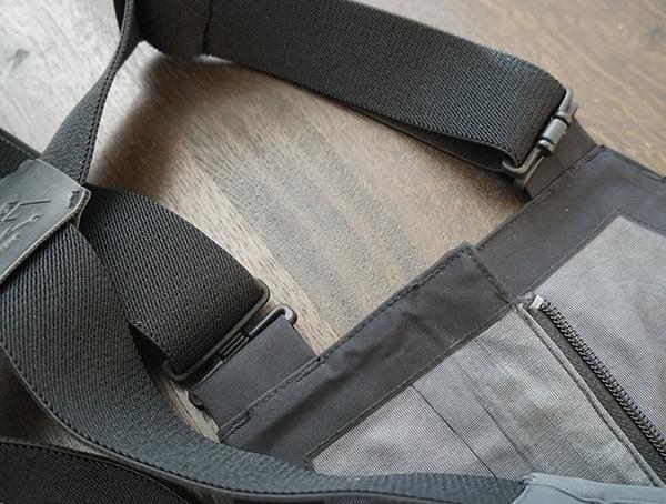 Adjustable Shoulder Straps Mens Mens Black Dakine Stoker Gore Tex 3l Bib