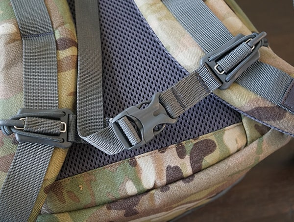 Adjustable Sternum Strap Mystery Ranch Urban Assault Backpack