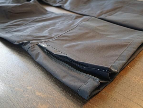 Adjustable Zippered Bottom Pant Leg Dakine Stoker Gore Tex 3l Bib For Men