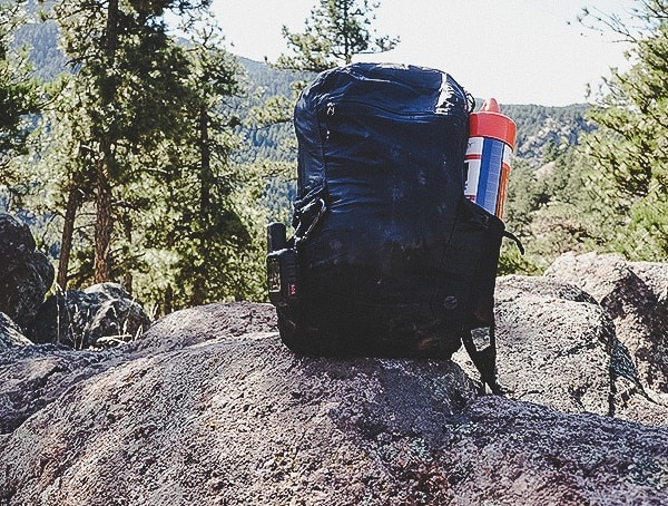 Advanced Series Black Matador Freefly16 Backpack Review