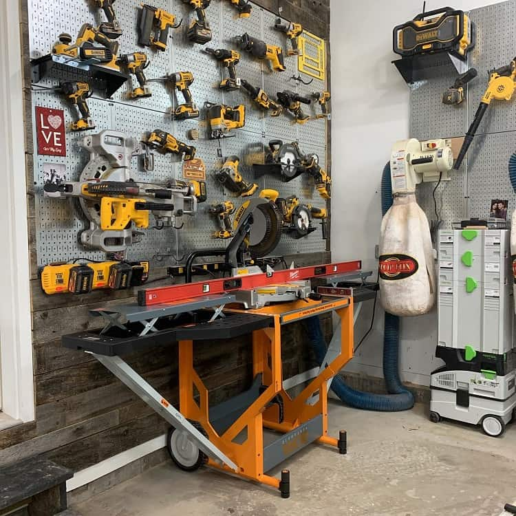 Affinity Tool Garage Pegboard Ideas Uncutpoplar