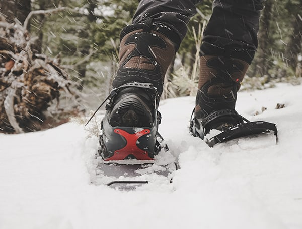 Agressive All Terrain Msr Lightning Ascent Snowshoes Review