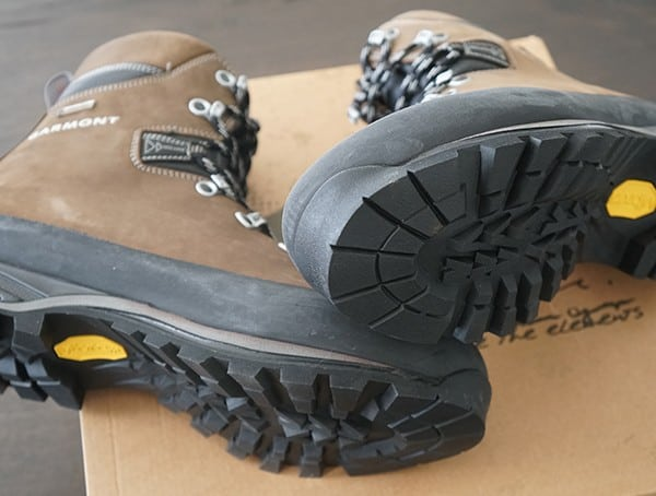 Agressive Lug Pattern Garmont Dakota Lite Gtx Boot Outsole