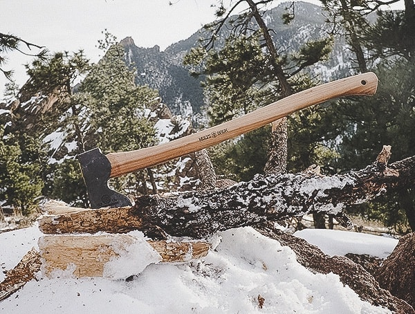 Akka Forester Axe Review Hults Bruk