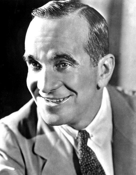 Al Jolson With Classic 1930s Mens Hair