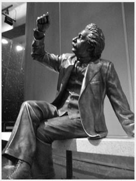 Albert Einstein Businessman