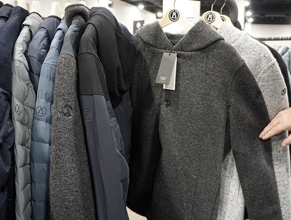 Alchemy Equipment Mens Winter Coats And Jackets