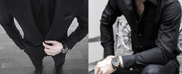 40 All Black Outfits For Men Bold Fashionable Looks