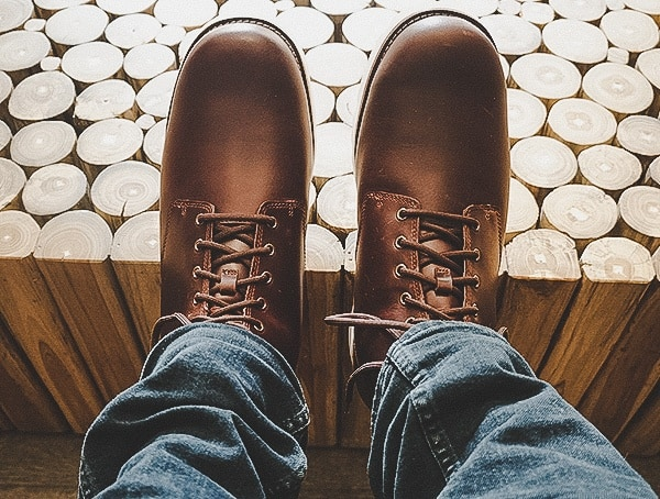 All Leather Ugg Hannen Tl Boots For Men Tested