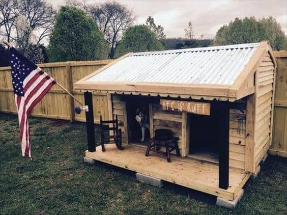 All Weather Dog House Ideas
