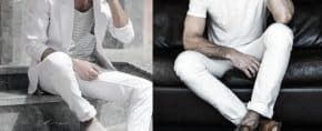 40 All White Outfits For Men – Cool Clean Stylish Looks