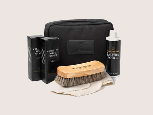 Allen Edmonds Starter Shoe Shine Kit For Men