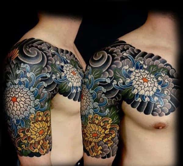 alluring-japanese-sleeve-tattoo-for-guys-2