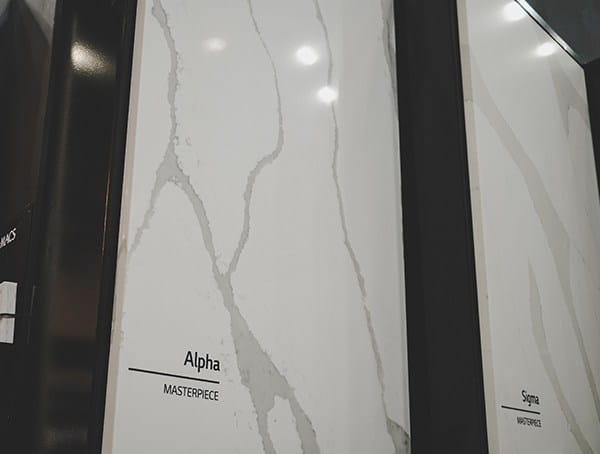 Alpha Masterpeice Kitchen Countertops Marble 2019 Nahb Show