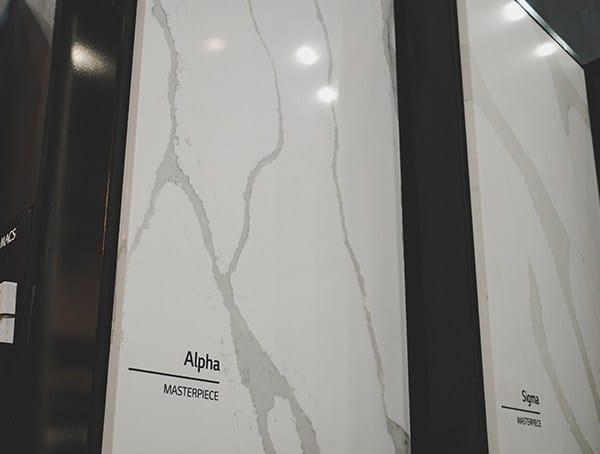 Alpha Masterpeice Kitchen Countertops Marble 2019 Nahb Show