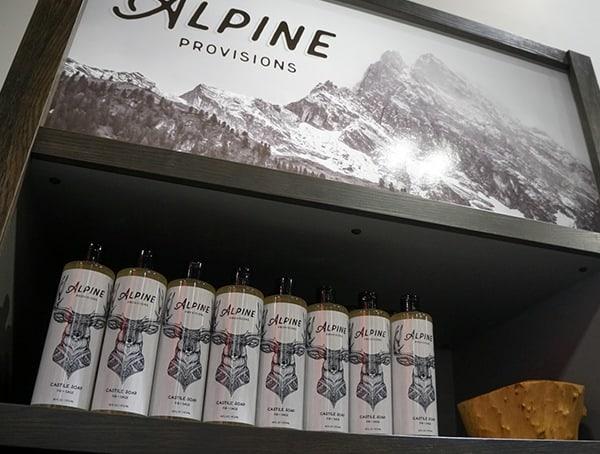 Alpine Provisions Camp Body Wash